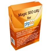 Magic SEO URLs for phpBB 3.2