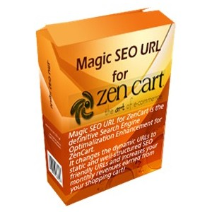 Magic SEO URLs for Zen Cart v1.3.x/1.5.x 4.3