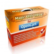 Magic SEO URLs for OpenCart v1.4.x/1.5.x/2.0.x 5.0
