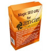 Magic SEO URLs for Zen Cart v1.3.x/1.5.x 6.2