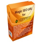 Magic SEO URLs for osCommerce v2.2.x/2.3.x 5.1