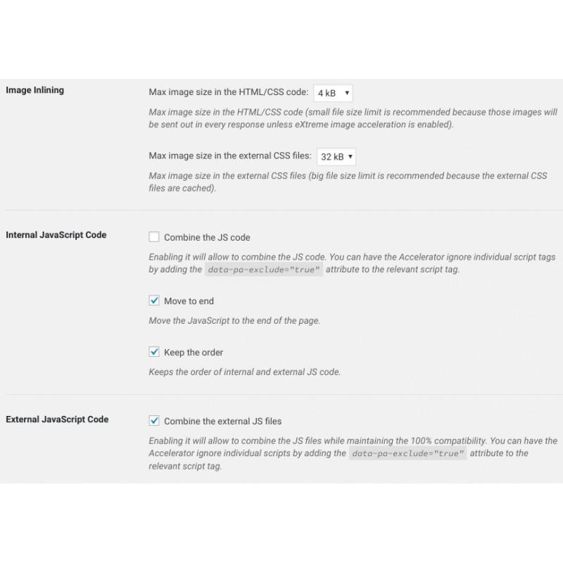 WordPress & WooCommerce Accelerator Plugin