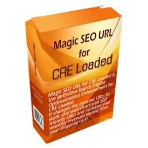 Magic SEO URLs for CRE Loaded v6.x 3.1