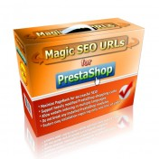 Magic SEO URLs for PrestaShop v1.3.x.x/1.4.x.x 3.6